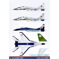 Hobby Park  48302 Decal 1/48 Moldovan Air Force MiG-29s