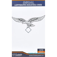 Decal 1/72 Luftwaffe WWII