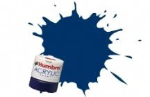 Humbrol  MIDNIGHT BLUE 12ml GLOSS Acrylic Tinlet