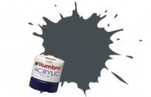 Humbrol  A032 DARK GREY 12ml MATT Acrylic Tinlet