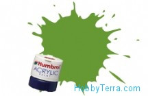 Humbrol  A038 No.038 Lime 14ml. Acrylic paint