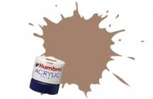 Humbrol  118 US TAN 12ml MATT Acrylic Tinlet
