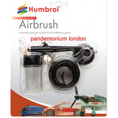 ALL Purpose Airbrush Blister (Humbrol)
