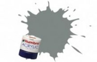 126 US MEDIUM GREY 12ml SATIN Acrylic Tinlet