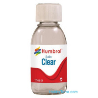 Clear satin, 125ml
