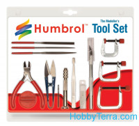 Humbrol. Medium Tool Set