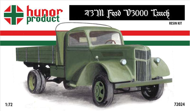 43M Ford V3000 truck (resin kit)