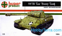 44M Tas heavy tank (resin kit & pe)