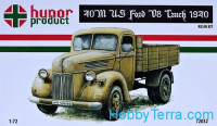 US Ford V8 40M truck WWII. Resin kit
