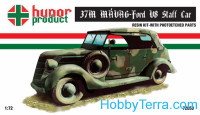 37M Mavag-Ford U8 staff car (resin + PE set)