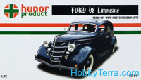 Ford V8 Limousine. Resin kit