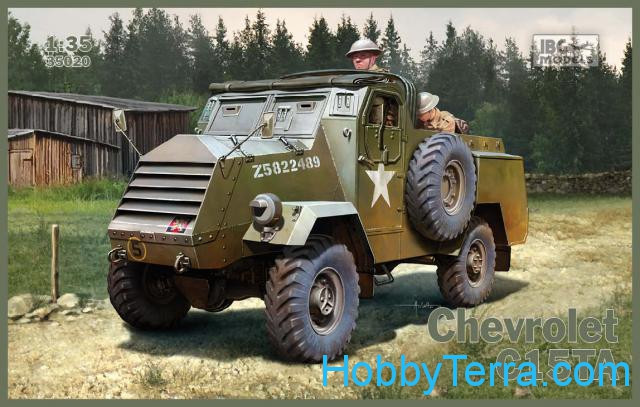 Chevrolet C15TA armored car