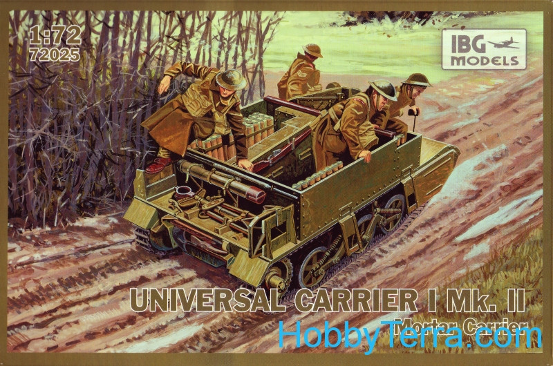 Mortar Carrier