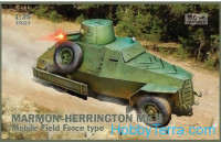 Marmon-Herrington Mk.II Mobile Field Force type
