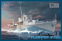 "ORP ""Slazak"" 1943 Hunt II class destroyer escort"