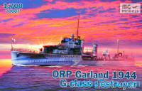 """ORP Garland"" 1944 G-Class destroyer"