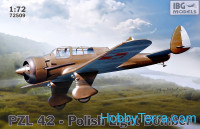 PZL 42-Polish light bomber
