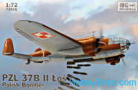 PZL.37B II Los Polish Medium Bomber