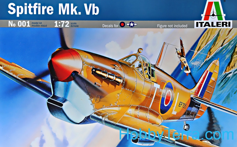 Spitfire Mk.Vb fighter