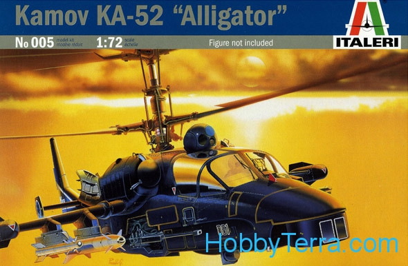 "Kamov Ka-52 ""Alligator"""