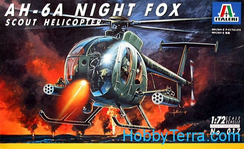 Ah-6 Night Fox