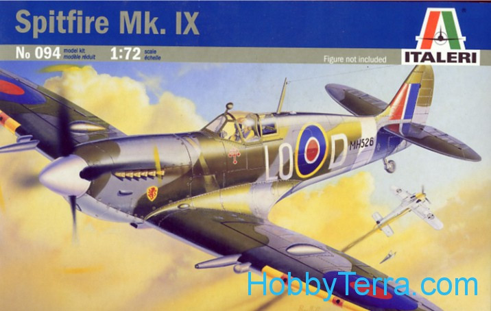 Spitfire Mk.IX fighter