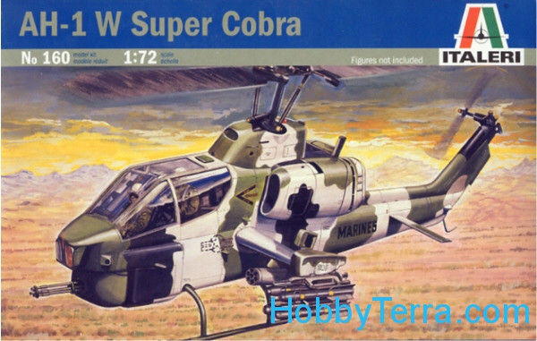 "AH-1W ""Super Cobra"" helicopter"