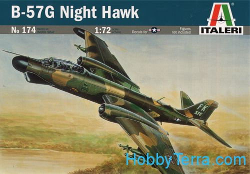 B-57G Night Hawk bomber