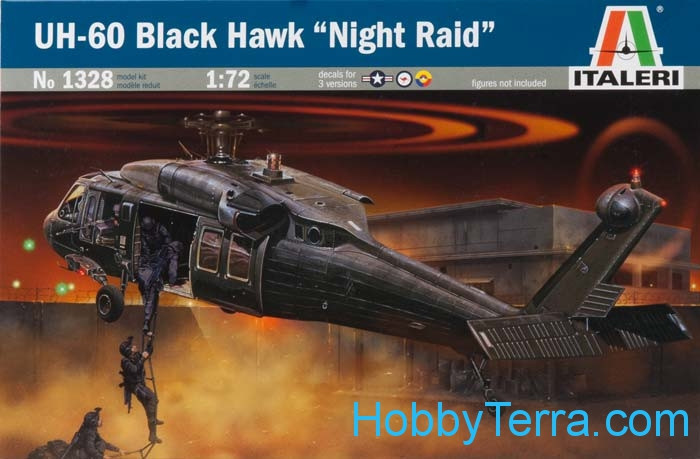 "UH-60 Black Hawk ""Night Raid"" helicopter"