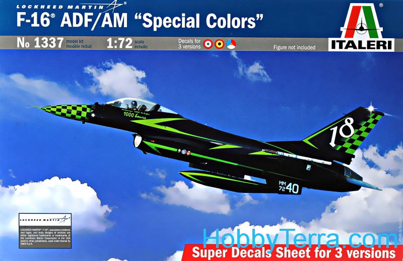 "Fighter F-16 ADF/AM ""Special Colors"""