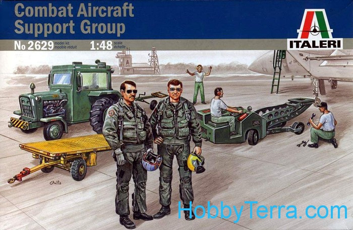 Combat Aircraft support group