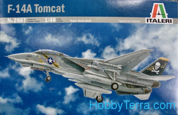 F-14A Tomcat fighter