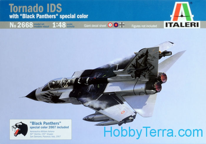 "Tornado IDS with ""Black Panthers"" special color"
