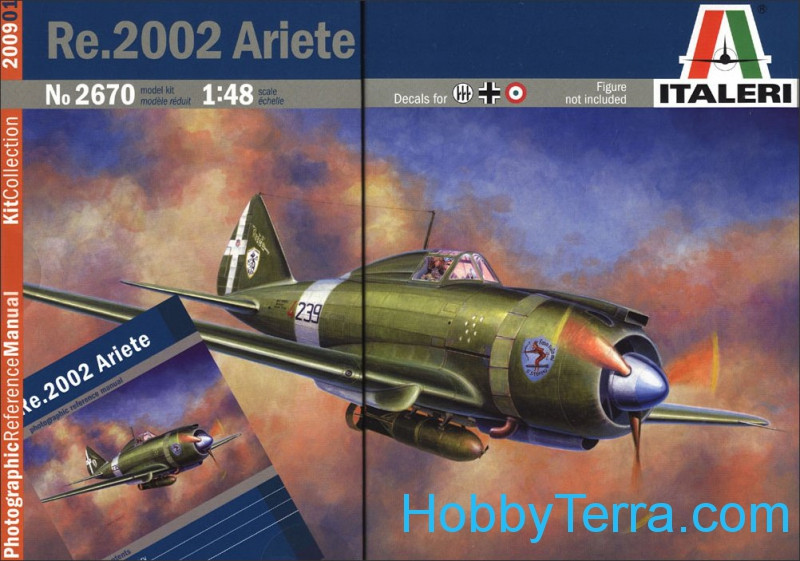 RE.2002 Ariete fighter