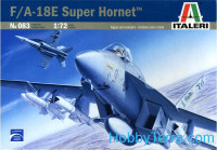 "F/A-18E ""Super Hornet"" fighter"