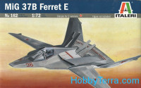 Mig-37B Ferret E fighter