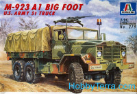 "M923 A1 ""Big Foot"" Army truck"