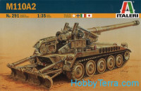 M-110A2 self-propelled gun