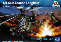Helicopter AH-64 D Apache Longbow