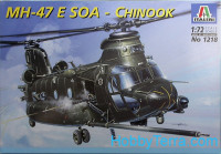 "MH-47E ""Soa Chinook"" helicopter"