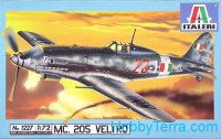 MC.205 Veltro fighter