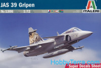 Jas 39 Gripen fighter