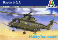 Merlin HC.3 helicopter