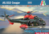 "AS.532 ""Cougar"" helicopter"