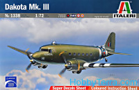 Transport aircraft Dakota Mk.III