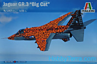 "Jaguar GR.3 ""Big cat"" fighter"