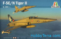 F-5 E/N  Tiger II fighter