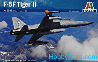 F-5 F Tiger II ''Twin Seater''