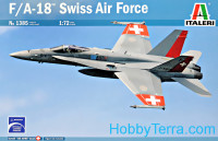 F/A-18 Hornet Swiss Air Forces