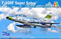 "F-100 F ""Super Sabre"" Fighter"